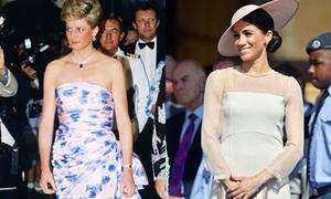 Vì sao Meghan không thể phá vỡ quy tắc hoàng gia giống như Diana đã từng?