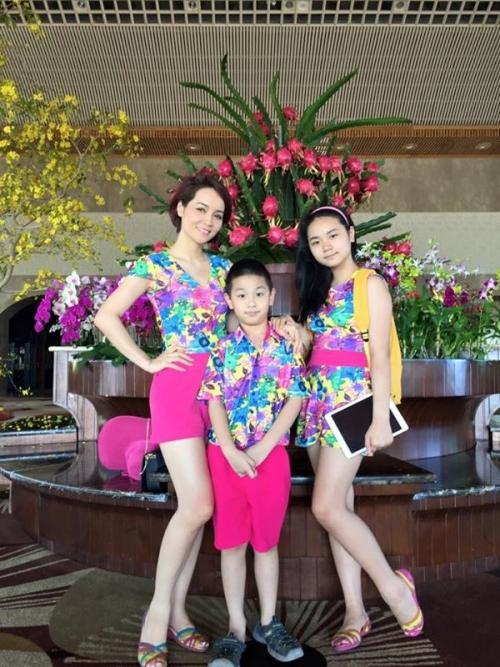 Con gái nhà sao Việt chẳng mấy chốc sắp thành hot girl hết rồi - 2