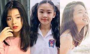 Con gái nhà sao Việt sắp thành hot girl hết rồi