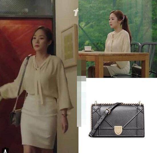 Bộ sưu tập túi đắt đỏ của thư ký Kim Park Min Young