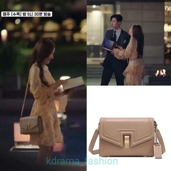 Naomi Cross Bag - Joy Gryson của Hàn Quốc, có giá 349 USD (khoảng 10,6 triệu)