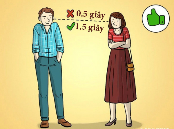 Những phản ứng của cơ thể tố cáo hai bạn đang thích nhau