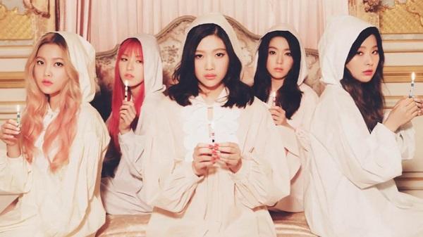 Những lần bất thình lình tuột dốc của các girlgroup hàng đầu Kpop - 3
