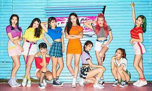 Những lần 'tuột dốc bất thình lình' của các girlgroup hàng đầu Kpop