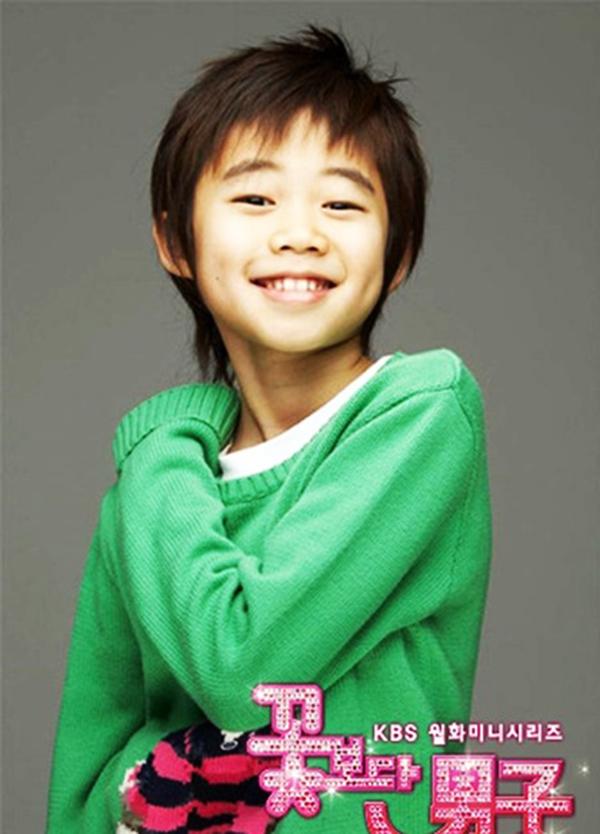 Vai diễn nổi tiếng nhất của Park Ji Bin phải kể đến là vai cậu em trai ngố Geum Kang San của nữ chính Geum Jan Di trong Vườn sao băng. Nhờ sự nổi tiếng của drama này, Park Ji Bin trở thành sao nhí được quan tâm của Hàn.