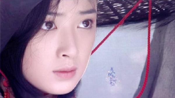 Mộc Uyển Thanh (Tưởng Hân đóng) trong Thiên long bát bộ 2003