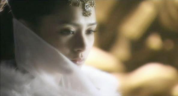 Tiên Lạc (Chung Hân Đồng đóng) trong Truyền thuyết Nữ Oa - Long châu