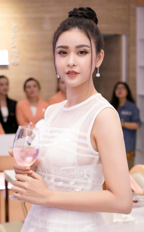 Sự kiện còn có sự góp mặt của Trương Quỳnh Anh.
