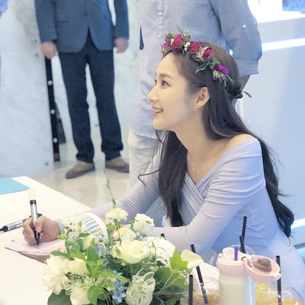 Sau thành công của Thư ký Kim sao thế?,Park Min Young