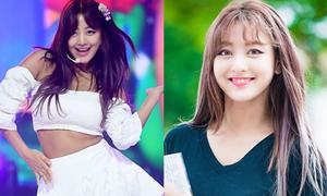 Nhan sắc đậm chất Tây khiến fan khó rời mắt của Ji Hyo (Twice)