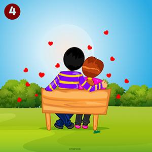 Trắc nghiệm: Đâu là tình yêu lý tưởng dành cho bạn? - 3