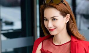 Quỳnh Chi: 'Giờ ai yêu nổi tôi chắc cũng phải thuộc gu lạ lắm'