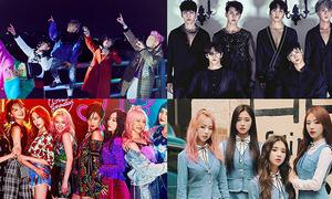 Bạn có biết tên fandom Kpop này của nhóm nhạc nào?
