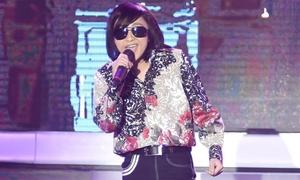 Hà Thu hóa Hoài Linh khiến giám khảo 'tâm phục khẩu phục'