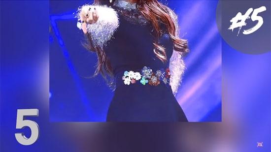 Đoán thành viên Black Pink qua trang phục sân khấu - 4