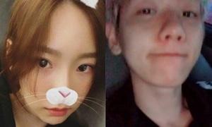 Chuyện tình chị em Tae Yeon - Baek Hyun vẫn chưa kết thúc?