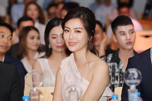 Hoa hậu Thu Thủy.