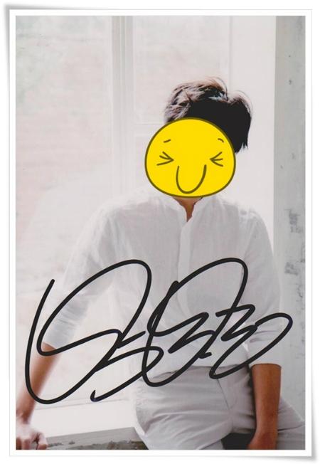 Soi chữ ký đoán sao Hàn, bạn có biết không? - 4