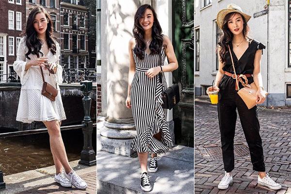 Nhờ những bức hình street style hút mắt, Levi không chỉ trở thành fashion blogger hàng đầu mà còn có cơ hội hợp tác với nhiều thương hiệu thời trang.