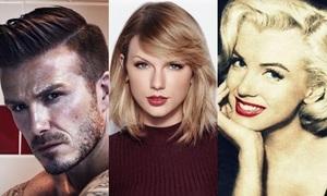 David Beckham, Taylor Swift, Rihanna thuộc chòm sao nào?