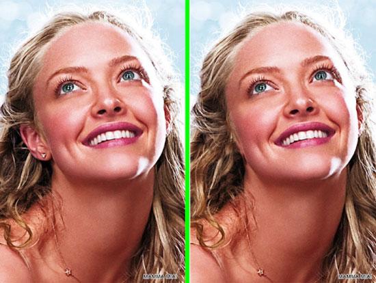 Phát hiện điểm khác biệt trong phim Mamma Mia