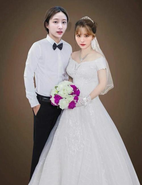 Ảnh cưới rất ngầu nhé.