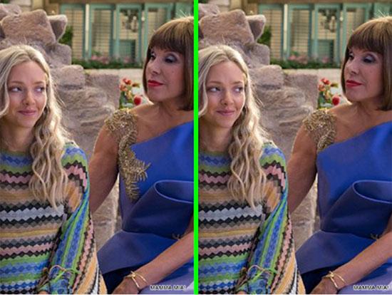 Phát hiện điểm khác biệt trong phim Mamma Mia - 4