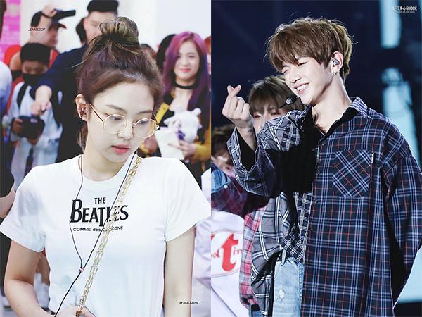 Jennie và Kang Daniel đứng đầu về độ nổi tiếng trong tháng 7.
