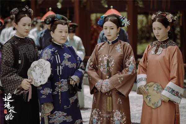 Phim có sự tham gia của nhiều diễn viên Trung Quốc nổi tiếng.