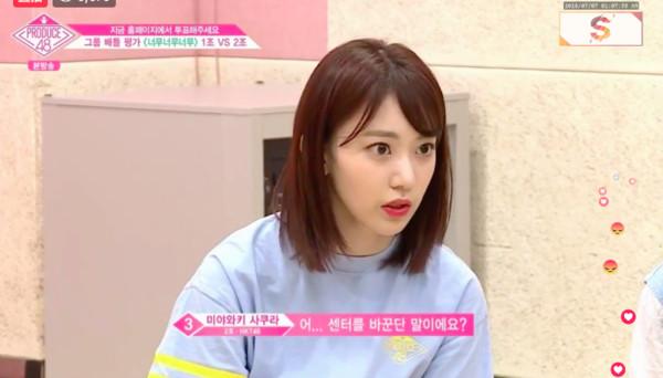 Các fan ruột của Sakura ghét ý tưởng debut cùng Produce 48 chỉ vì hợp đồng độc quyền của Mnet. Nếu debut nhóm mới, nữ ca sĩ sẽ phải rời HKT48 một mình và vắng mặt ở Nhật. Thực tế, Sakura đang là thành viên chủ chốt của nhóm ở Nhật.