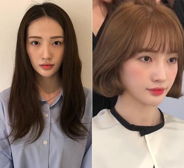 Việc xuống kéo từ tóc dài thành tóc ngắn là một quyết định táo bạo nhưng cũng có thể giúp bạn nhận ra, hóa ra mình có thể xinh đến mức đấy.