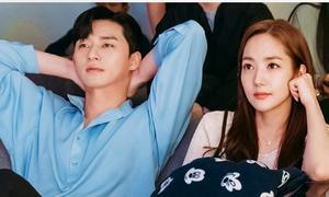 Park Min Young tức phát khóc, Park Seo Joon bị 'ném đá' vì tin hẹn hò