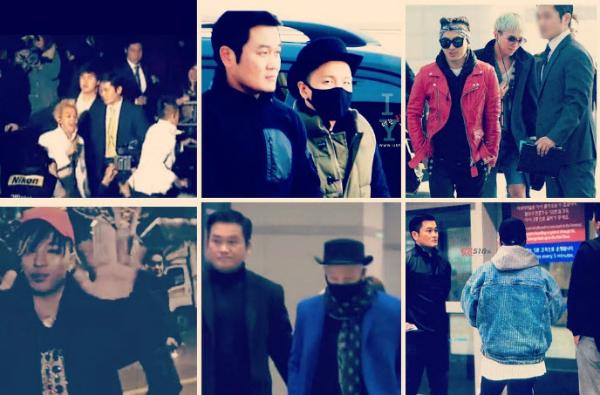 Choi Jae Ho, người vệ sĩ đã ở cạnh Big Bang trong nhiều năm, không chỉ bảo vệ các thành viên mà còn hỗ trợ họ từng chi tiết nhỏ nhặt. Anh thường đăng tải lên mạng xã hội về các hoạt động của Big Bang và luôn thể hiện tình cảm với năm chàng trai YG.