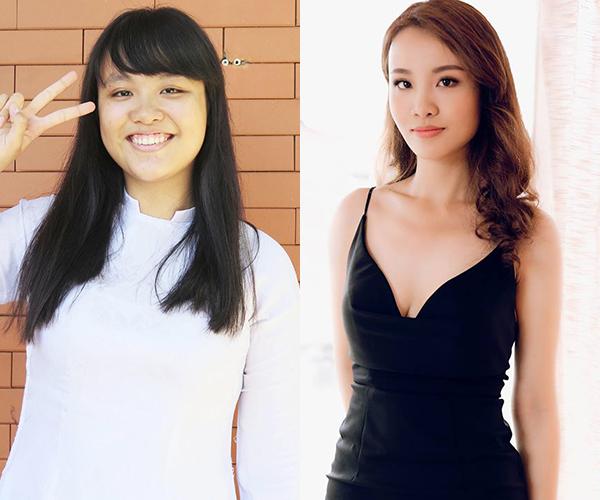 Thủy Tiên thay đổi hoàn toàn về nhan sắc sau khi giảm cân, biết cách làm đẹp.