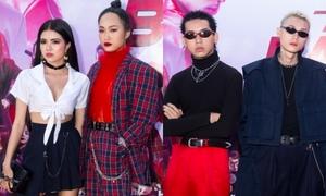 Dàn cast 'Trường học bá vương' đầy nổi loạn trong ngày ra mắt phim