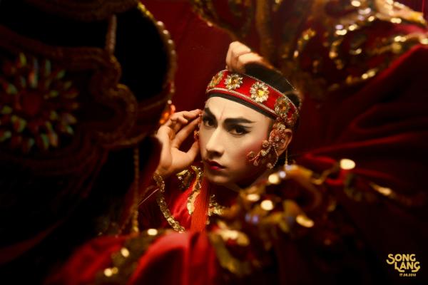 Ngô Thanh Vân cùng đạo diễn Leon Lê đang đưa cải lương lên màn ảnh.