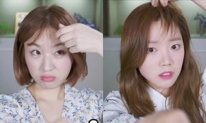 Để tóc mái vs không để mái: Lợi ích và bất tiện
