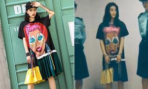 Váy Phạm Băng Băng khi 'bị bắt' được bán rẻ bèo trên mạng Trung Quốc