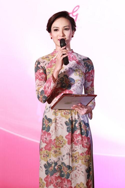 Từ năm 2013 trở đi, Ngọc Diễm là một trong những người đẹp cầm mic. Với lợi thế gương mặt đẹp, hoạt ngôn, ứng biến sân khấu tốt và khả năng dẫn song ngữ đã giúp người đẹp được tin tưởng mời dẫn dắt những chương trình lớn. Tháng 5/2013, cô đảm nhận vai trò MC bán kết và chung kết của Hoa hậu các dân tộc Việt Nam 2013.