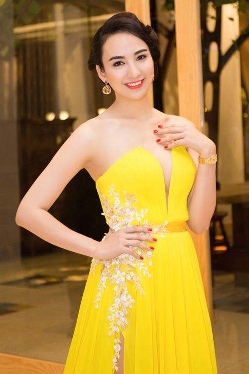 Sau 6 năm đăng quang, Ngọc Diễm là một nàng hậu được công chúng Việt Nam yêu mến bởi sự thân thiện, lối sống giản dị và không scandal. Thời điểm đầu 2014, người đẹp quyết định đột phá hơn về mặt hình ảnh. Ngọc Diễm tâm sự, việc phát triển song song hình ảnh nữ doanh nhân, MC, nhà hoạt động cộng đồng không hề đơn giản, đòi hỏi sự tập trung, chăm chỉ và cân bằng. Tuy nhiên nhờ quyết tâm cao, cô cô dần khẳng định mình trong nhiều lĩnh vực và có vị trí nhất định trong lòng công chúng.