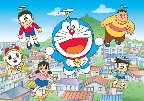Thế giới trong Doraemon là thế giới trong mơ của nhiều người.