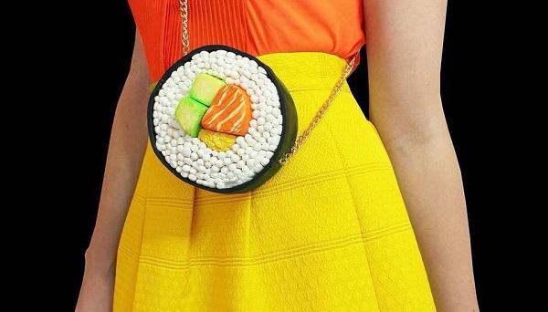 Những mẫu túi xách có 1-0-2 dành cho các tín đồ ẩm thực