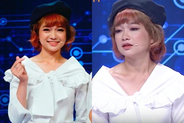 Ngọc Thanh trở nên xinh đẹp sau giảm cân.