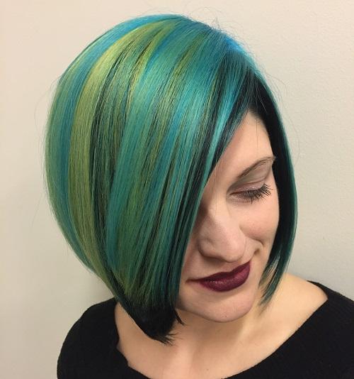 Xử Nữ cẩn trọng, nghiêm túc và cổ điển cần một gam màu đậm để làm nên sự bứt phá mới mẻ nhưng vẫn giữ được nét tinh tế và thẩm mỹ cho vẻ ngoài của mình. Màu xanh lục bảo quý phái, sang trọng sẽ là sự lựa chọn phù hợp nhất.