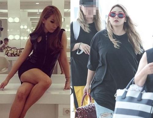 Sự khác biệt gây choáng của CL.