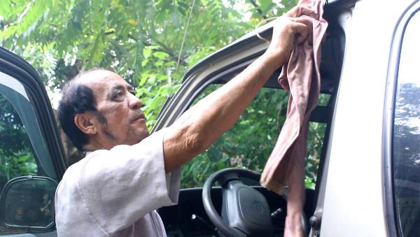 Ông Thanh cứu thường: 70 tuổi, 25 năm lái xe cứu người