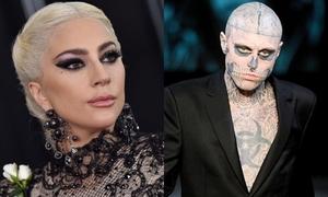 Lady Gaga xin lỗi vì thông báo nhầm Rick Genest qua đời do tự tử