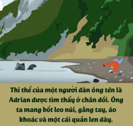 Quiz phá án: Ai là hung thủ khiến người đàn ông rơi xuống núi?