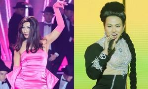 Phiên bản nhái của Hồ Ngọc Hà và Camila Cabello bất phân thắng bại