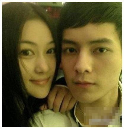 Trương Hinh Dư yêu Phùng Minh Triều từ thời gian đầu vào showbiz.
